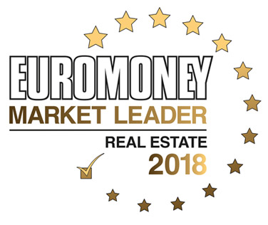 Euromoney Market Leader Real Estate 2018 - Eurobank