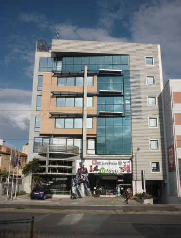 Office Space, Pireos Avenue